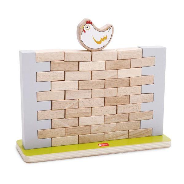 Дървена игра - Нареди стената